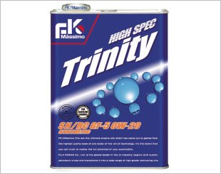 FK Massimo High Spec Trinity 0W20 Engine Oil
