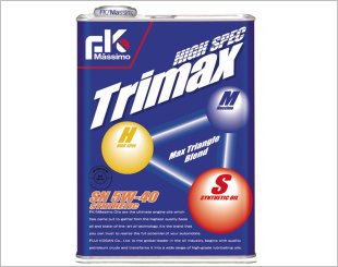FK Massimo High Spec Trimax 5W40 Engine Oil