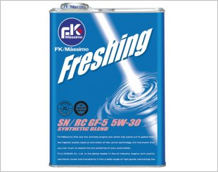 FK Massimo High Spec Freshing 5W30 Engine Oil