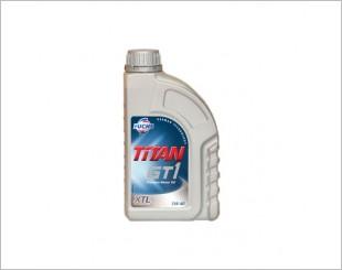Fuchs Titan GT1 XTL 5W-40 Synthetic Engine Oil Reviews & Info Singapore