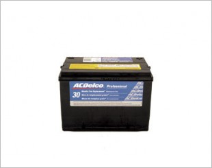 ACDelco Professional Silver Battery