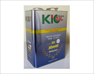 KIC Multi Touring 10W40 Engine Oil