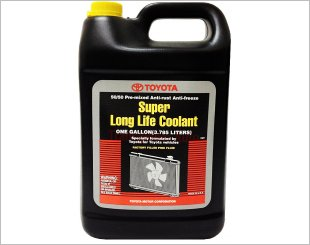 Toyota Super Long Life Coolant >> Toyota Super Long Life Coolant Fluid For Sale Mcf