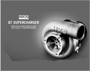 HKS GT Supercharger Kit