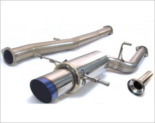 Tanabe Concept G Blue Exhaust System