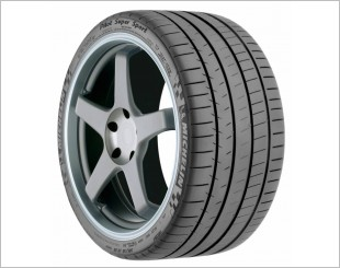 Michelin Pilot Super Sport Tyre