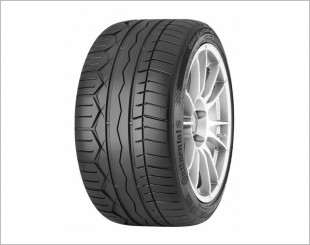Continental ContiForceContact Tyre