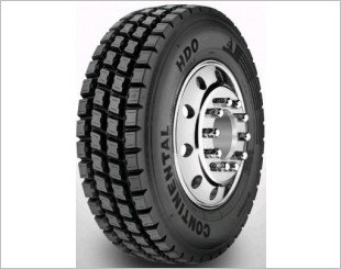 Continental HDO Tyre