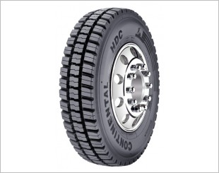 Continental HDC Tyre