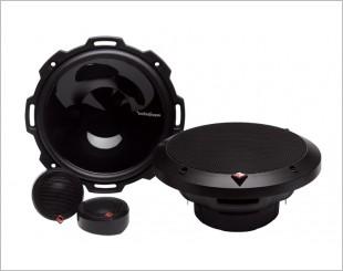 Rockford Fosgate P1652-S Component Speakers