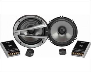 Sony XS-GTX1621S Component Speakers