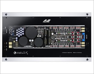 Helix A2 Competition 2-Channel Amplifier