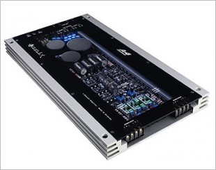 Helix A4 Competition Multi-channel Amplifier