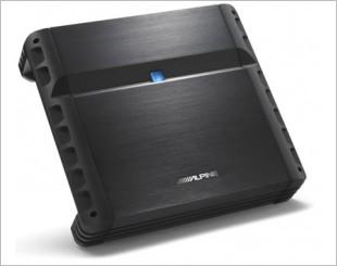 Alpine PMX-F640 Multi-channel Amplifier