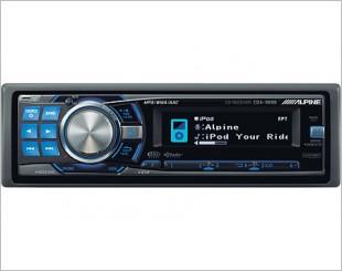 Alpine CDA-9886 CD-Player