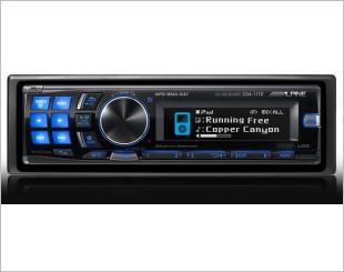 Alpine CDA-117E CD-Player
