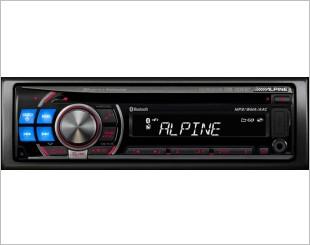 Alpine CDE-103EBT CD-Player