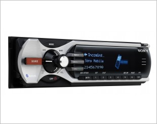 Sony MEX-BT5000 CD-Player