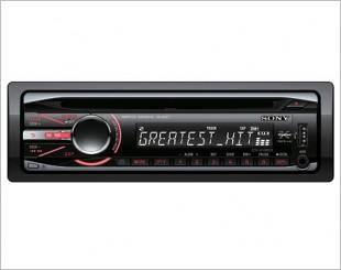 Sony CDX-GT490US CD-Player