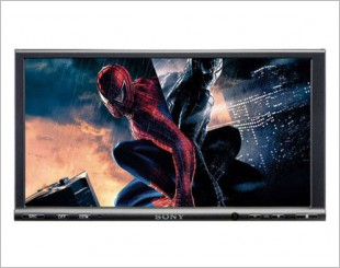 Sony XAV-W1 DVD Player
