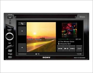 Sony XAV-60 DVD Player
