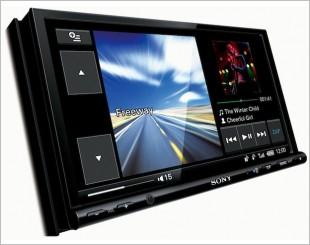Sony XAV-70BT DVD Player