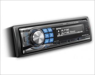 Alpine CDA-9887 CD Player