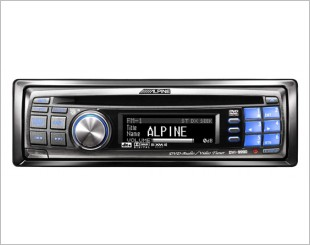 Alpine DVI-9990E DVD Player