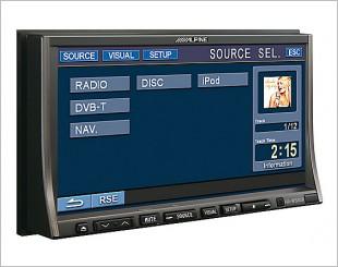 Alpine IVA-W520R DVD Player