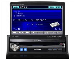 Alpine IVA-D106E DVD Player