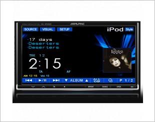Alpine IVA-W502E DVD Player