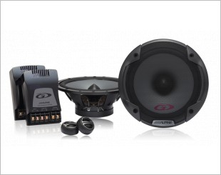 Alpine SPG-17CS Component Speakers