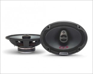 Alpine SPG-69C3 Coaxial Speakers