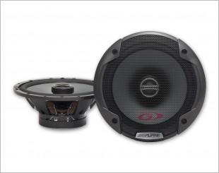 Alpine SPG-17C2 Coaxial Speakers
