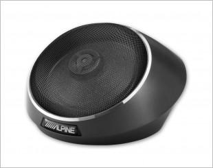 Alpine DLB-100R Coaxial Speakers