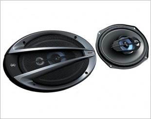 Sony XS-GTX6931 Coaxial Speakers