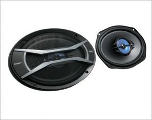 Sony XS-GTF6936 Coaxial Speakers