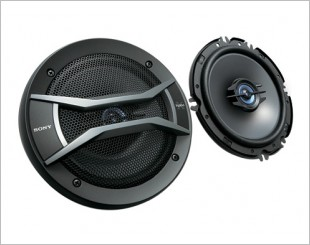Sony XS-GTF1626 Coaxial Speakers