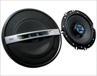 Sony XS-GTF1625B Coaxial Speakers
