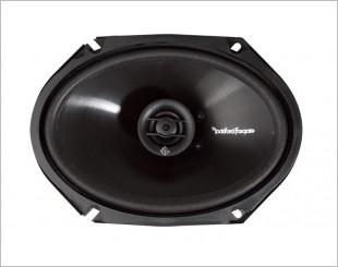 Rockford Fosgate R1682 Coaxial Speakers