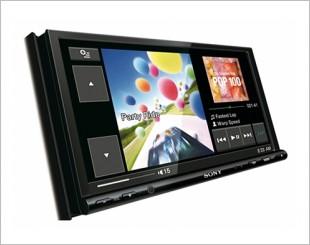 Sony XAV-722 Monitor