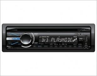 Sony MEX-DV1600U DVD Player