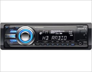 Sony CDX-GT700HD CD Player