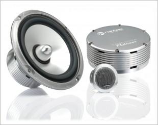 Rainbow CS 275.28 Platinum Component Speakers