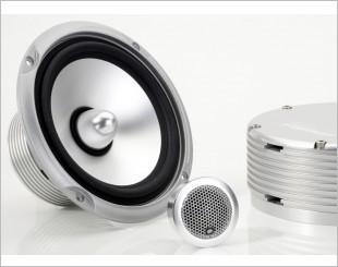 Rainbow CS 275.28 Platinum Active Component Speakers