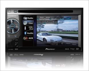 Pioneer AVH-1450DVD DVD Player