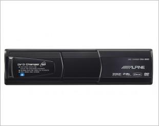 Alpine DHA-S690 DVD Player