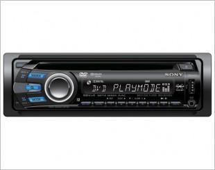 Sony MEX-DV1500U DVD Player