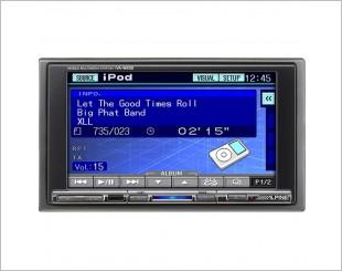 Alpine IVA-W200E DVD Player