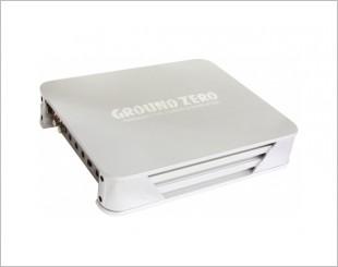 Ground Zero GZRA 4.100G-W 4-Channel Amplifier